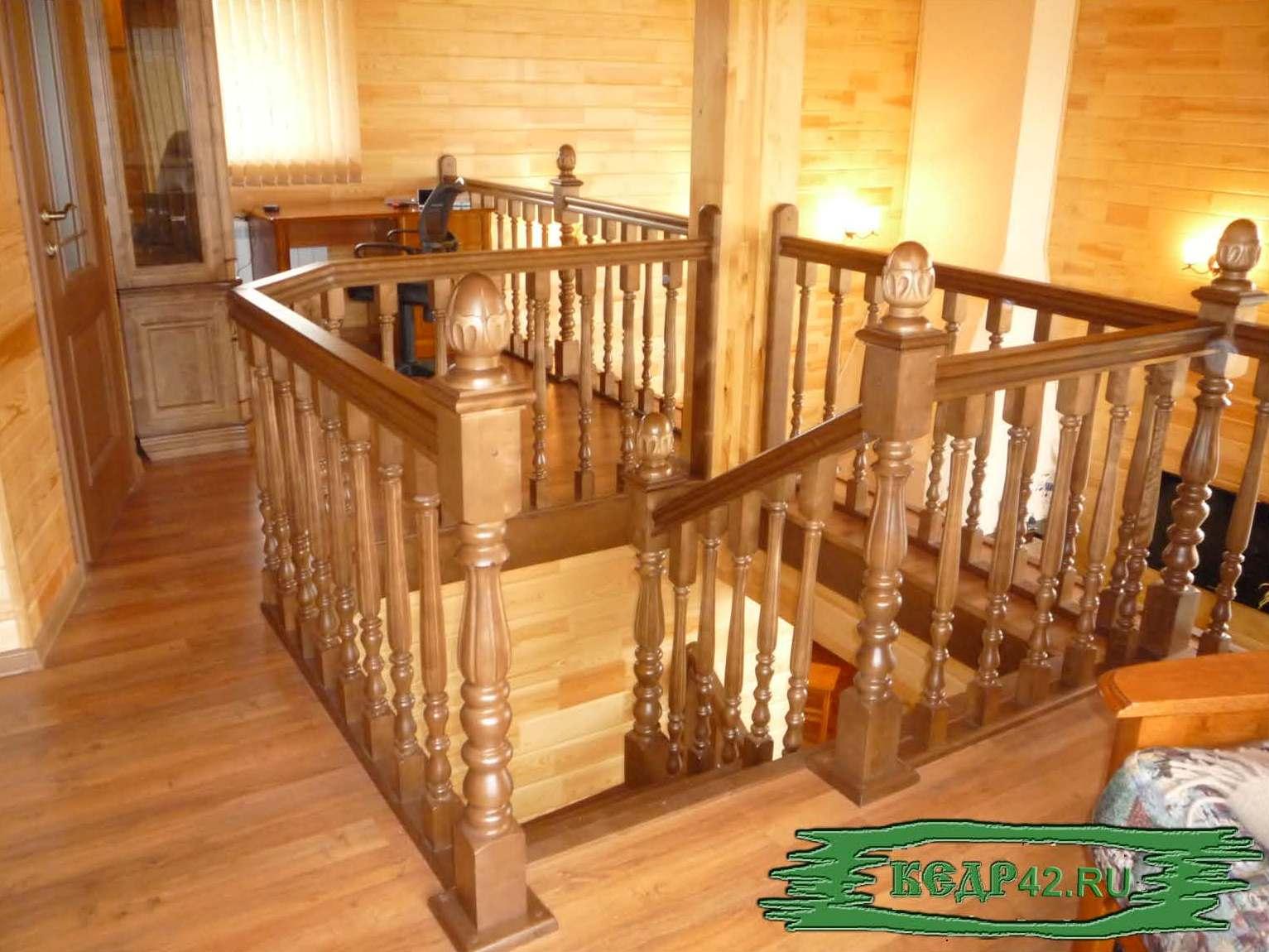 Деревянные лестницы и ступени - Ступени и Лестницы